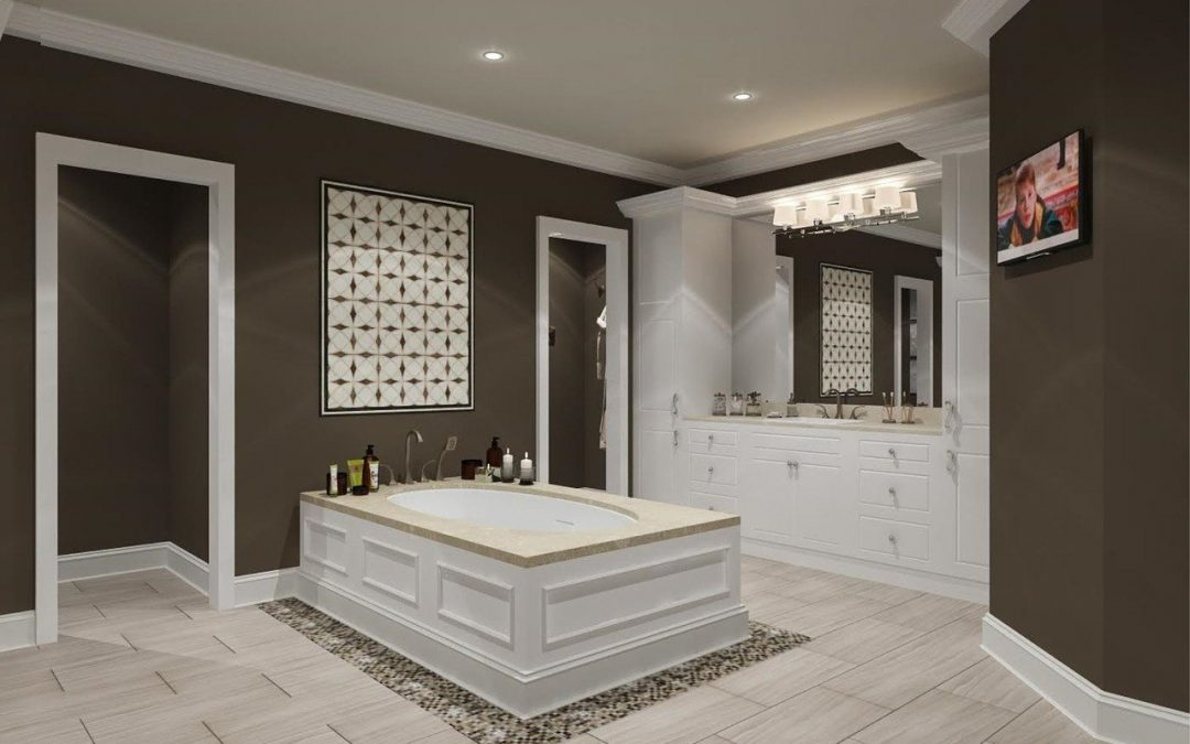 Various types of bathroom remodelling services
